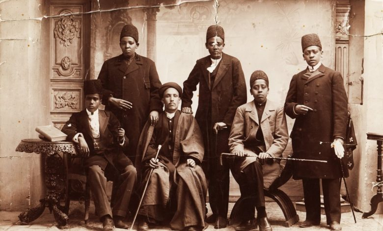 Photo of Afro-Iran